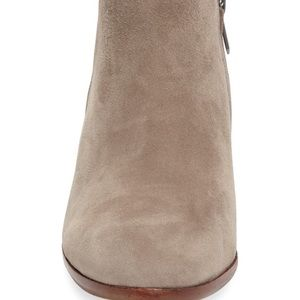 Sam Edelman Shoes - Sam Edelman putty suede Booties petty Chelsea boot